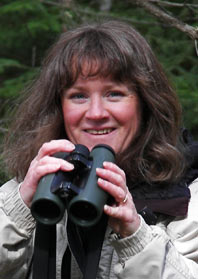 Joan Collins, Adirondack Bird Guide