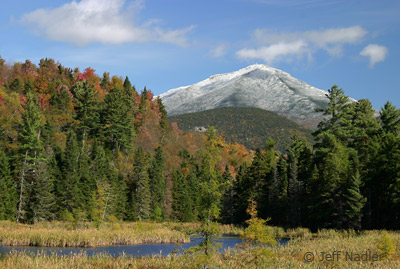 Whiteface Mountain, photo by Jeff Nadler